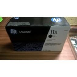 HP 11A Černá originální tonerová kazeta LaserJet (Q6511A)