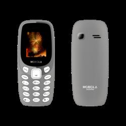 Mobiola MB3000 DualSIM, šedá